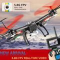 V686g Fpv Rc Drones With Camera Hd Wltoys Professional Drones Quadcopters With Camera Rc Flying Camera Helicopter