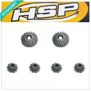 HSP 81042 Differentials Pinions Complete 1/8 RC Car Parts