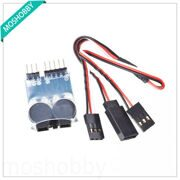 2-4s Li-Polymer Battery Low Voltage Buzzer & Lost Model Buzzer
