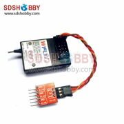 2015 Mini 2 Ways Video Switcher Module 2 Channels Video Switch Unit for FPV