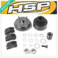 HSP 81020 Clutch Bell sets RC 1/8 Model Car Spare Parts