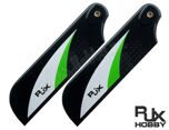 RJX green and white 95 Tail