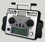 FrSky Taranis X9E 2.4GHz ACCST Transmitter with X6R Receiver w/ Aluminum Box Support Blutooth