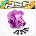 HSP 102075 Aluminum Gear Box Upgrade Parts  For 1:10 RC Model Car