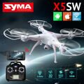 SYMA X5SW WIFI  fpv with HD Camera 2.4G 6-Axis Real Time