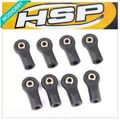 HSP 81201 Ball Had Holder 1/8 Scale For Himoto RC Car Spare Part