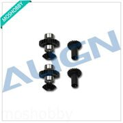 ALIGN H25G001XXW M0.4 Torque Tube Front Drive Gear Set/28T