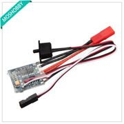 10A ESC Brushed Speed Controller for RC Car/Boat (With brake)