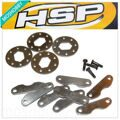 HSP 81028 RC Brake Discs 4 PCS 1/8 RC Car Parts