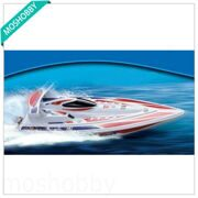 Double Horse 7001 RC Radio Remote Control Fast Speed Racing Boat