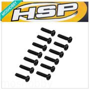 HSP 81220-13 Cap head Self-tapping screw 3*10 1:8 RC Parts 94081 94083 94085