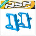 HSP 166045 Alum. Wing Adjustable Mount 2P RC HSP 1:10th Car Upgrade Parts