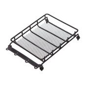 1/10 Upgrade Parts Black Metal RC Roof Rack Long for 1/10 HSP RC Car