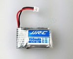 JJRC150mAh 3.7V 30C Li-Poly For  H20 Nano Hexacopter 2.4 г 4CH 6 оси