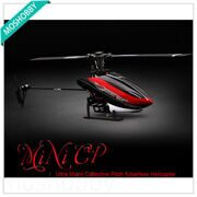 Walkera Mini CP 6CH Flybarless 2.4GHz RC Helicopter RTF