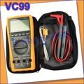 Vichy VC99 3 6/7 Auto range digital multimeter with bag better FLUKE 17B