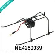 NE4260039 Landing Skid & Battery Frame (Black )
