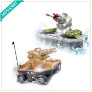 YED 24883B RC Tank Amphibious car