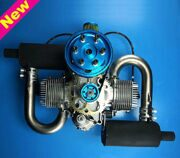 DLE200 Gasoline Engine for Paramotor ( Premium Muffler Version)