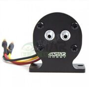 6STAR Hobby Brushless Smoke Pump with Brushless ESC for RC Airplane