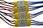 4PCS 30A Brushless 450 helicopter multicopter Motor Speed Controller RC ESC