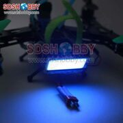 3S 12V Super Bright LED Night Flying Light/ Navigation Light /Tail Direction Light for Multicopter/ QAV Flyers