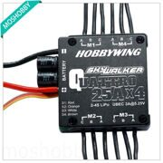 HOBBYWING Skywalker Quattro 25A x 4 Brushless Speed Controller