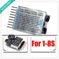 1-8S LiPo Battery Tester Low Voltage Buzzer